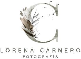 Logo Lorena Carnero footer